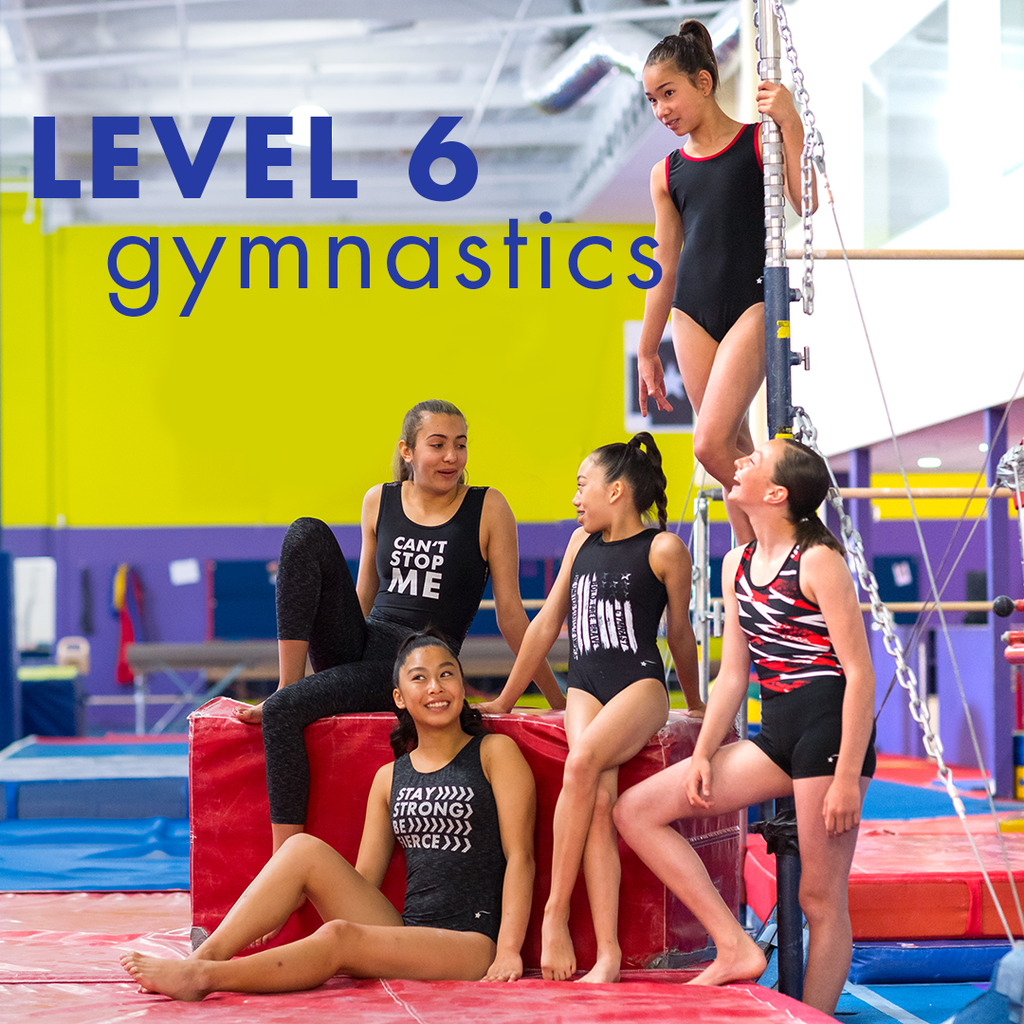 Level 6 Gymnastics What To Know About The Requirements Destira