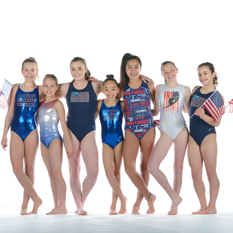 Destira Leotards: Proudly Made in the USA