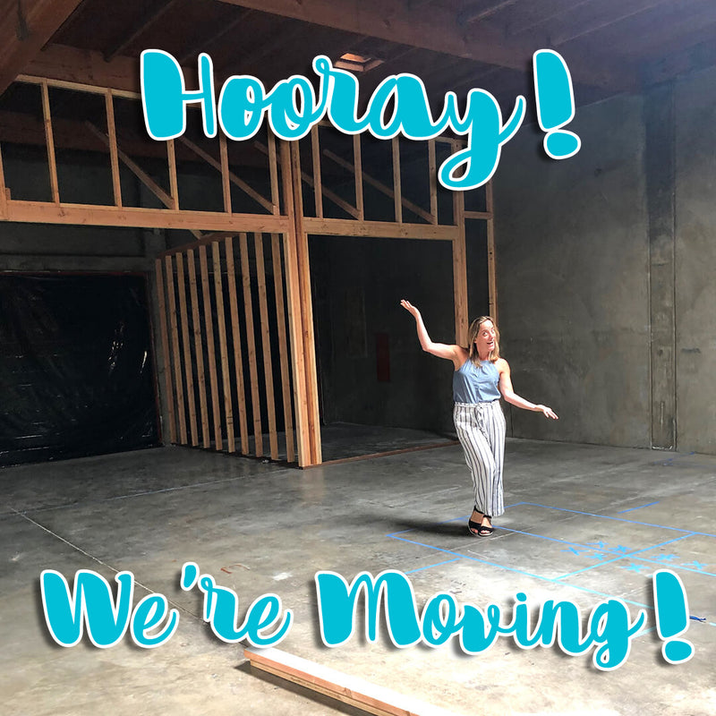 Destira is moving: our San Carlos CA location has a new home!