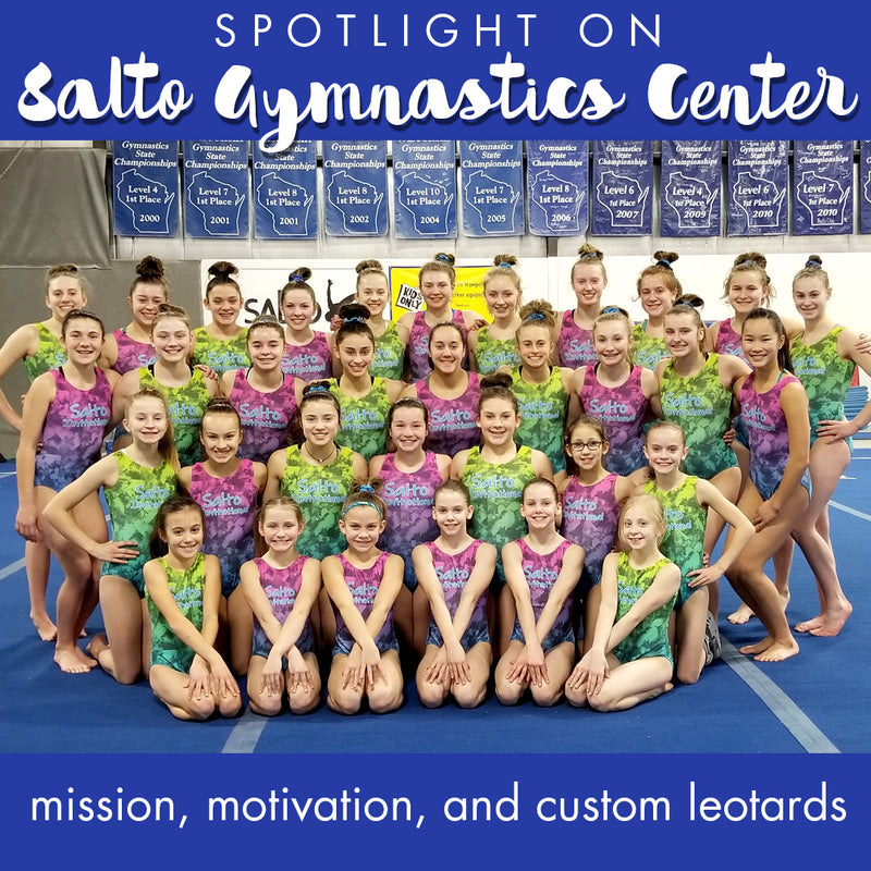 Gym Spotlight: Get to Know Salto Gymnastics Center