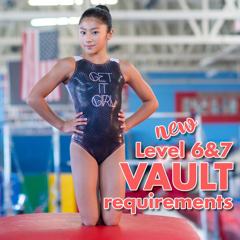 New Level 6&7 Vault Requirements