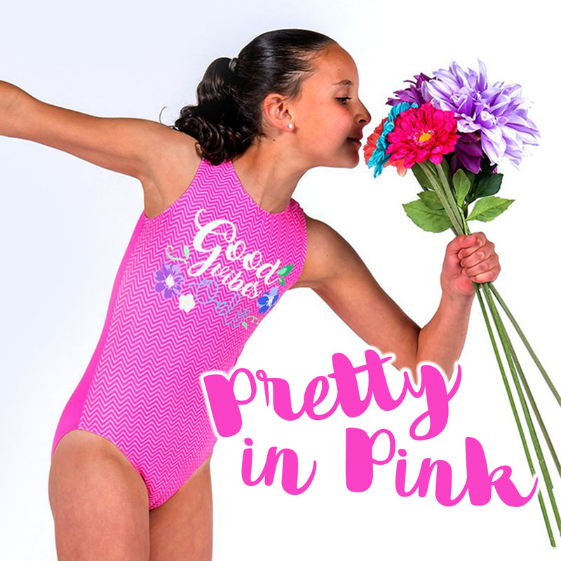 Pretty in Pink: Leotards and Unitards