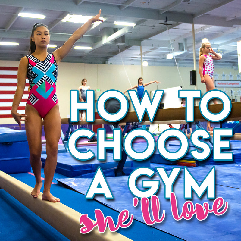 How to Choose a Gym She'll Love