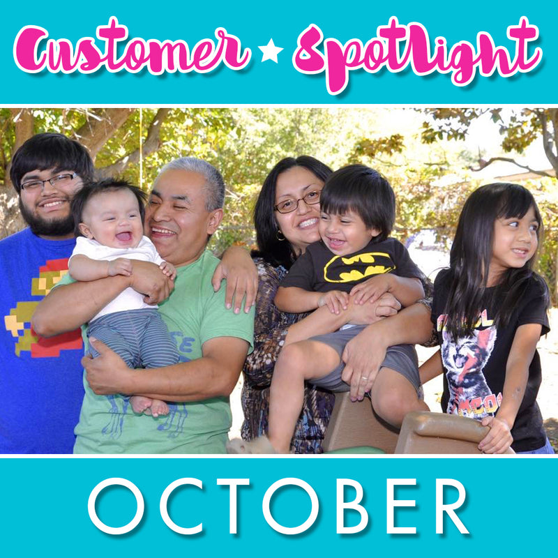 October Customer Spotlight: Araceli Teran