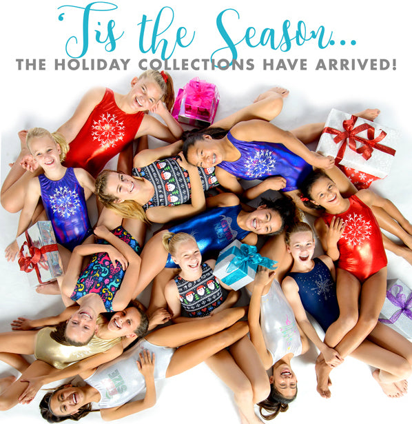 Holiday Leotards are Here!