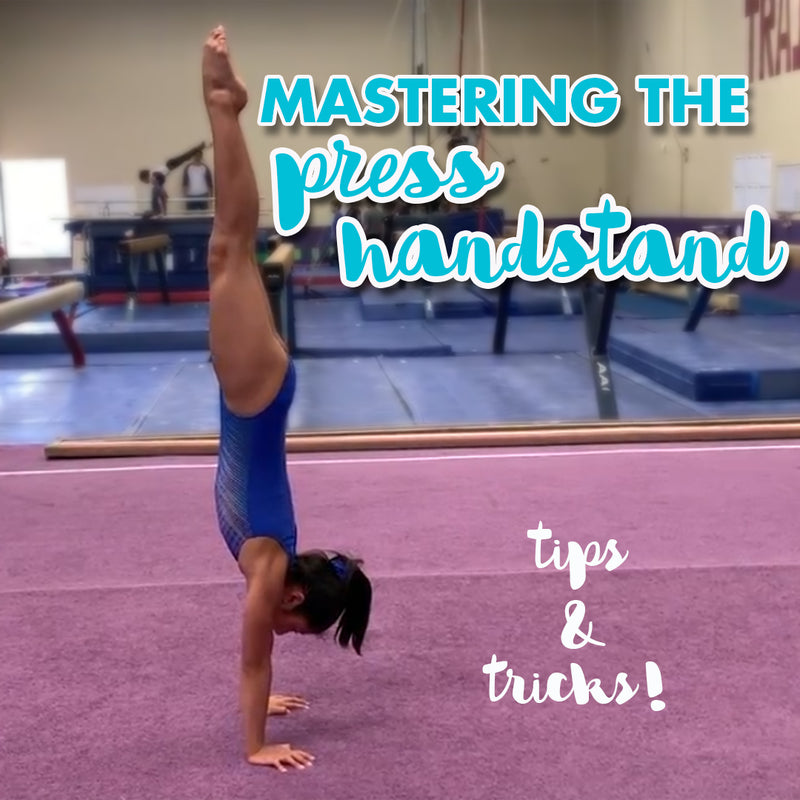 The Press Handstand: Mastering It