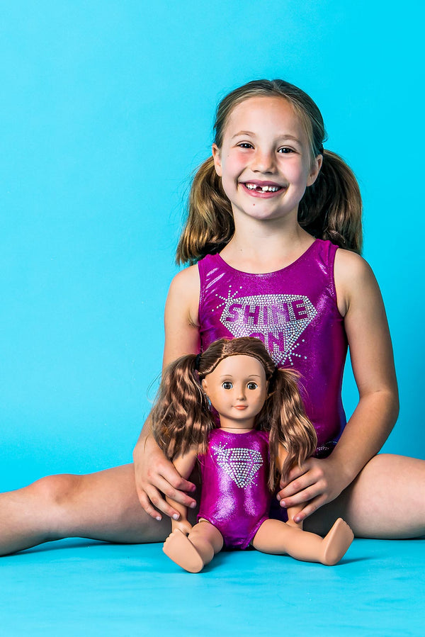 Shine On Gymnast Gift Set - Look