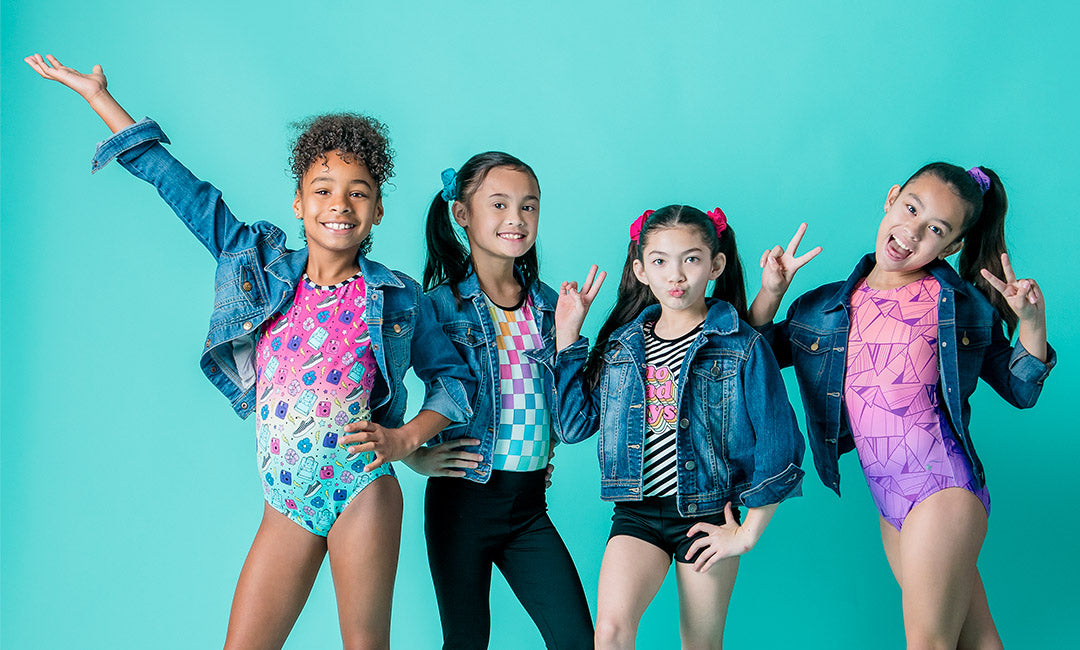 gymnastics leotards fun destira