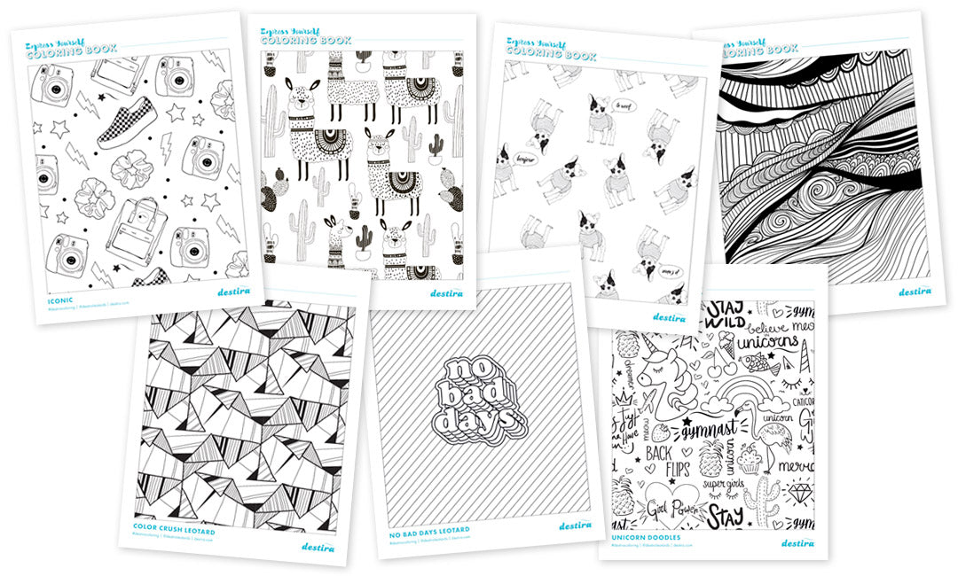 free download coloring pages kids