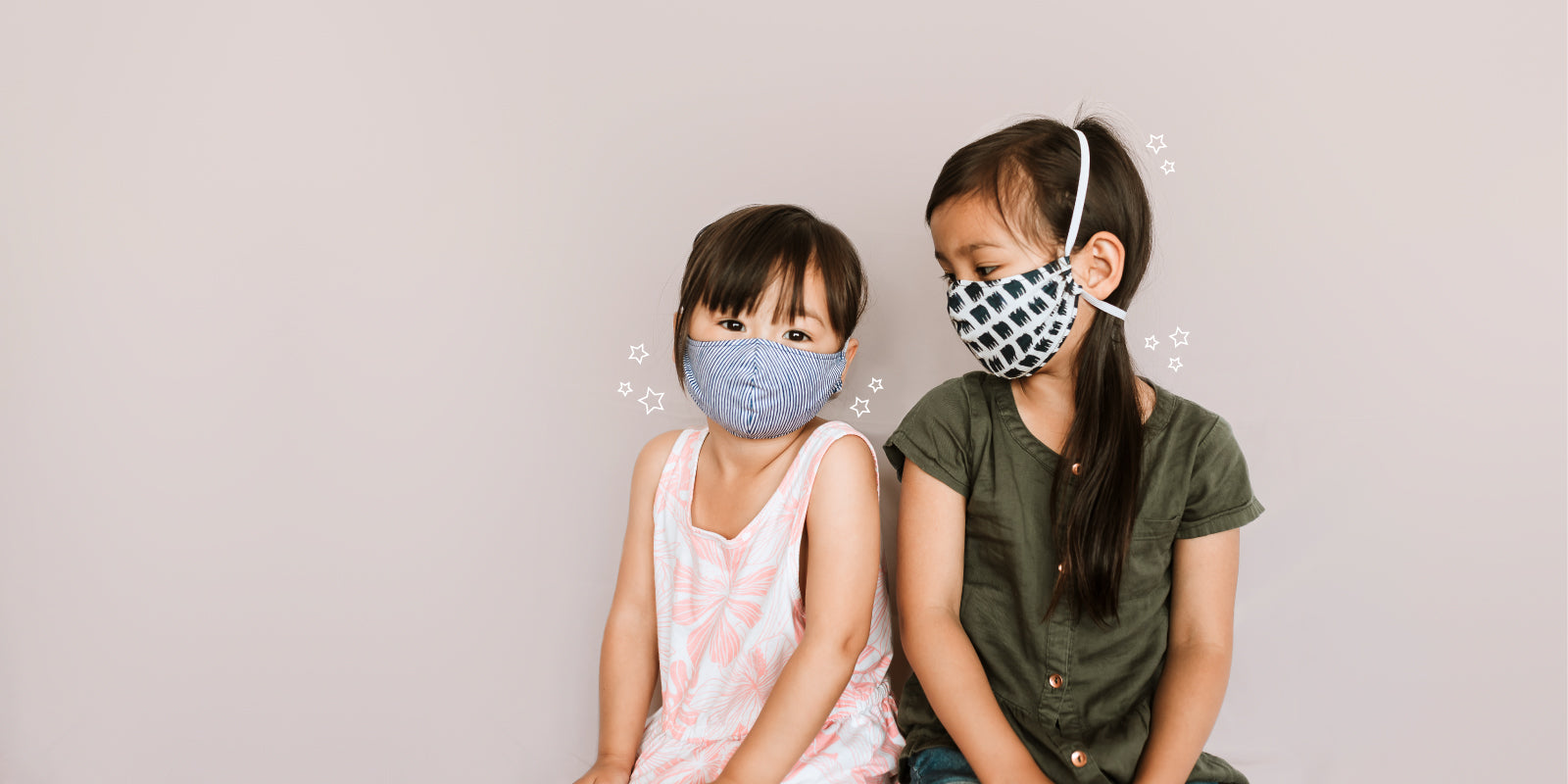 organic cotton face mask child sizes