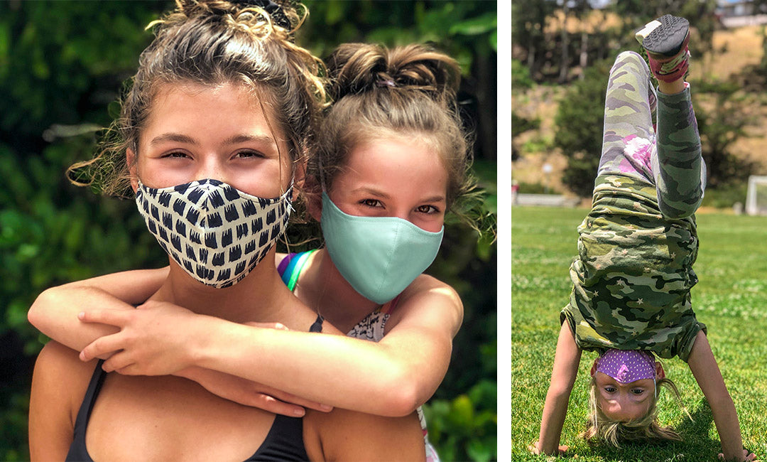 comfortable face masks for kids teens adults donation