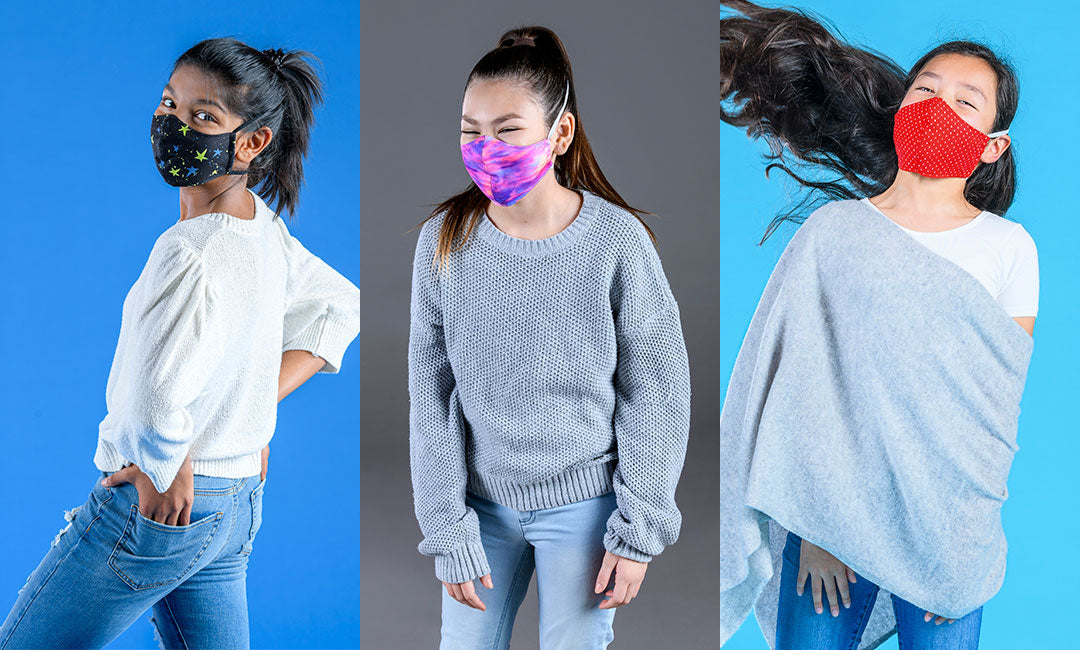 pretty face masks for gifts coaches teachers