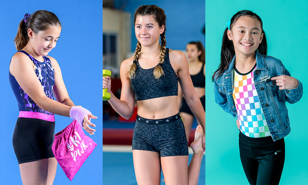 active wear gifts for gymnasts