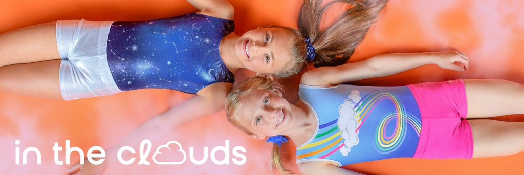 In The Clouds Leotard Collection