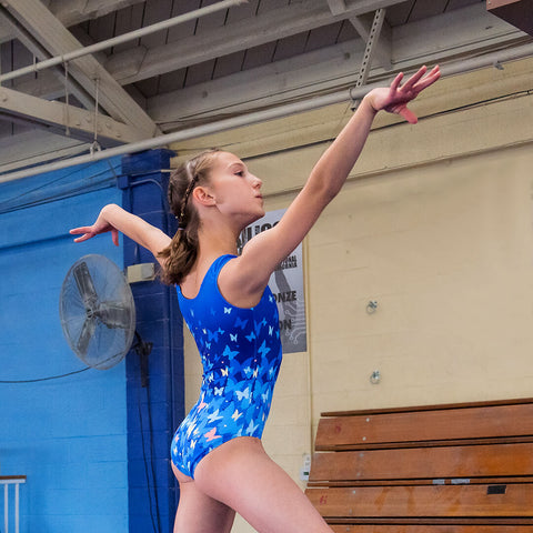 Destira gymnastics leotards