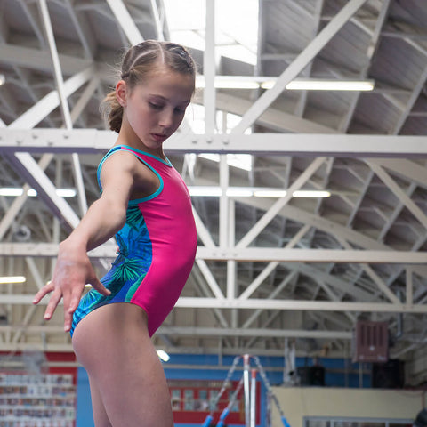 Destira gymasntics leotard
