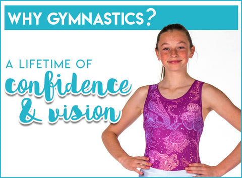 Why choose gymnastics for your daughter?