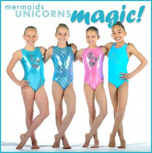 Mermaids, unicorns, magic!