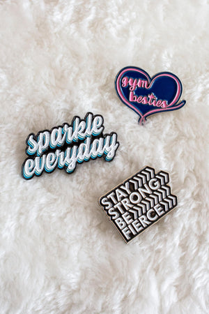 Enamel Pin 3 Pack