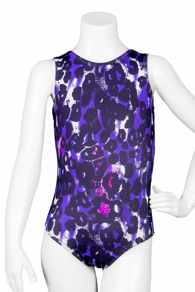 Wild Side Leotard