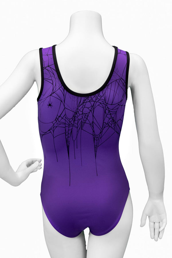 Spider's Web Leotard
