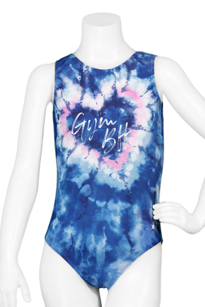 Gym BFF Tie-Dye Leotard