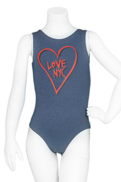 Denim NYC Leotard