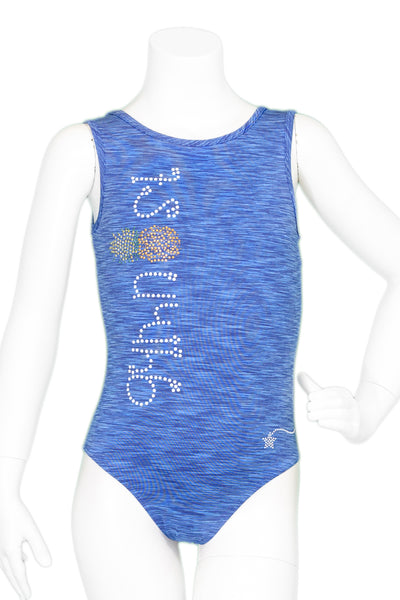 Pineapple Gymnast Perfect Tank Leotard