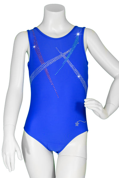 Royal Energy Burst Perfect Tank Leotard