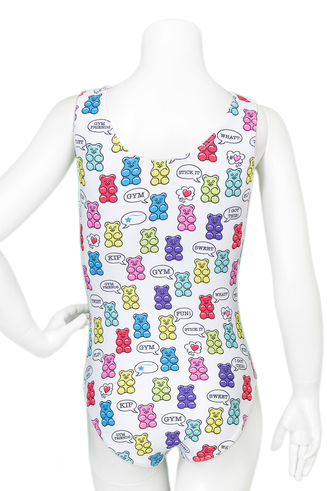 Perfect Tank Gummyland Leotard
