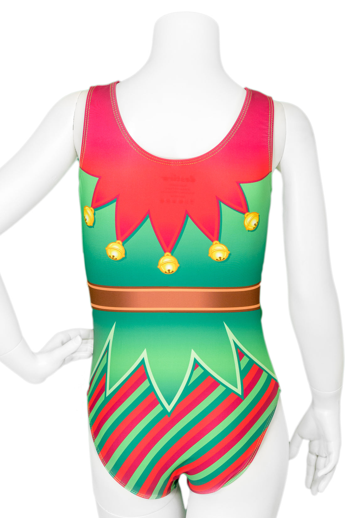 Gym Elf Leotard