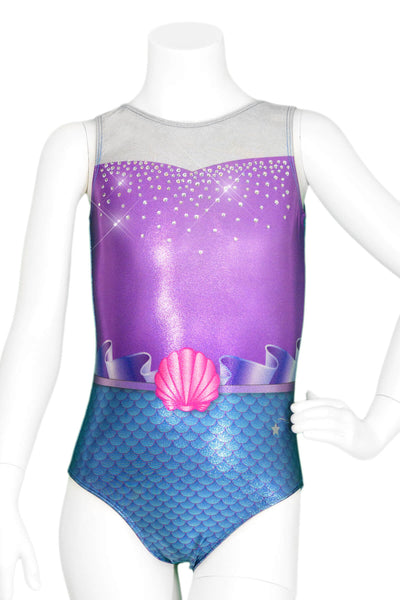 Shimmer Mermaid Leotard