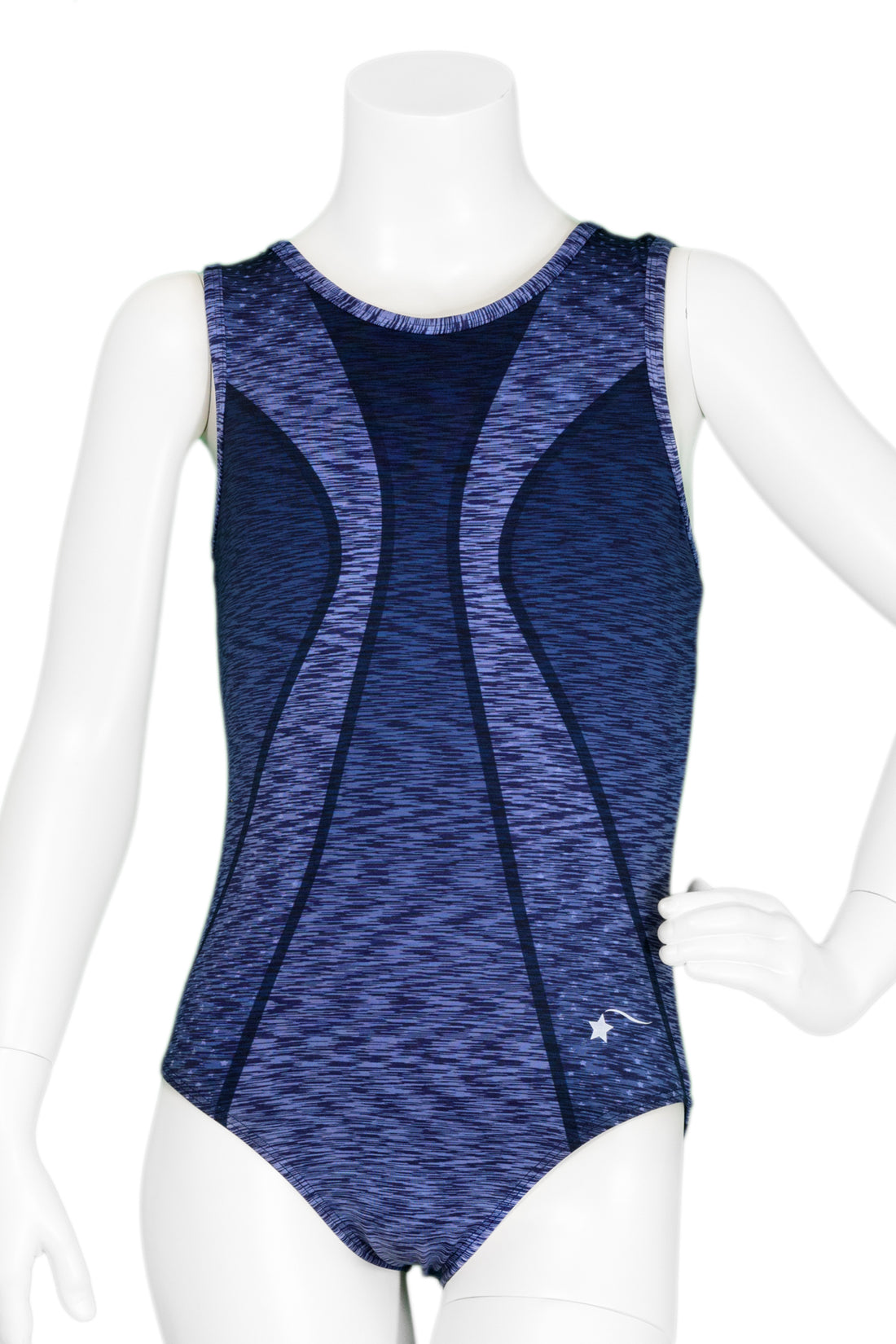 Pike Navy Racerback