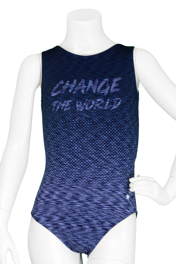 Change The World Leotard