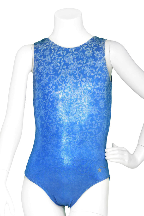 Snow Flurries Leotard