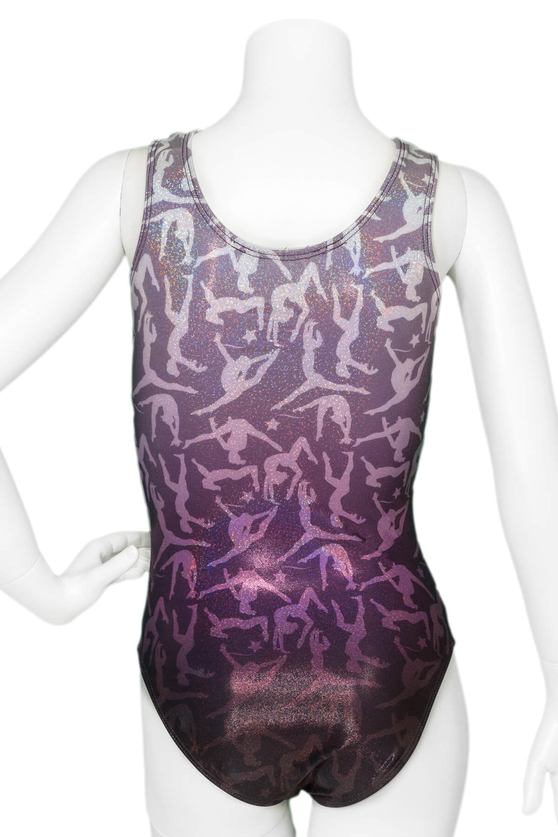 Gymnast Illusions Leotard