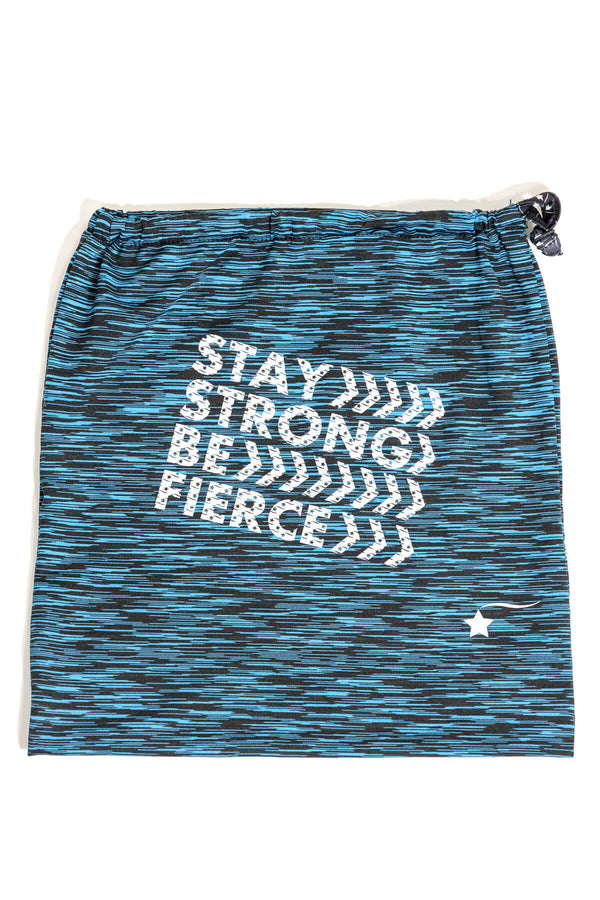 Stay Strong Be Fierce Grip Bag