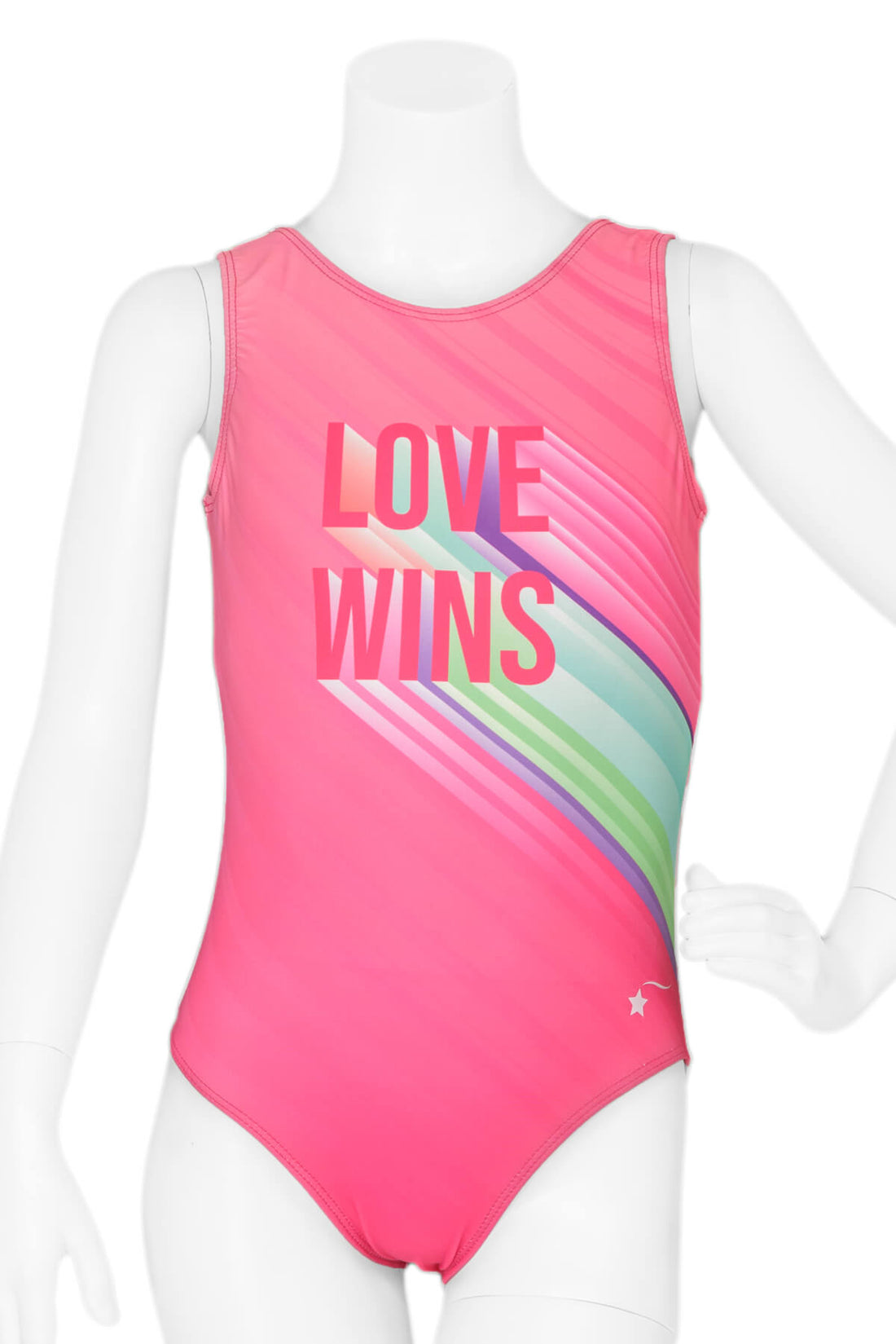 Love Wins Leotard