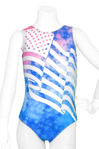 USA Proud Leotard