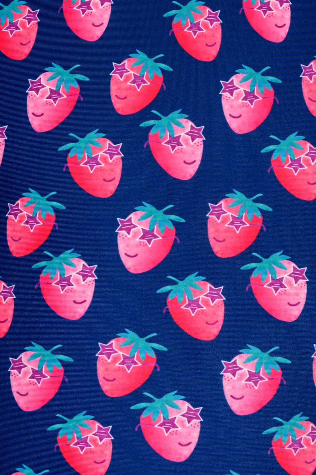 Strawberries Unitard