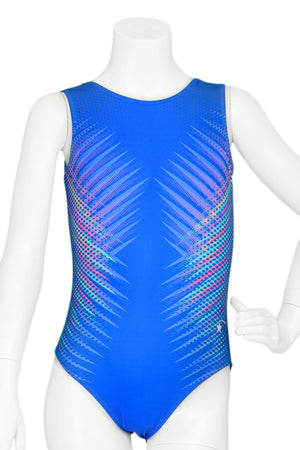 Tiger Stripe Leotard