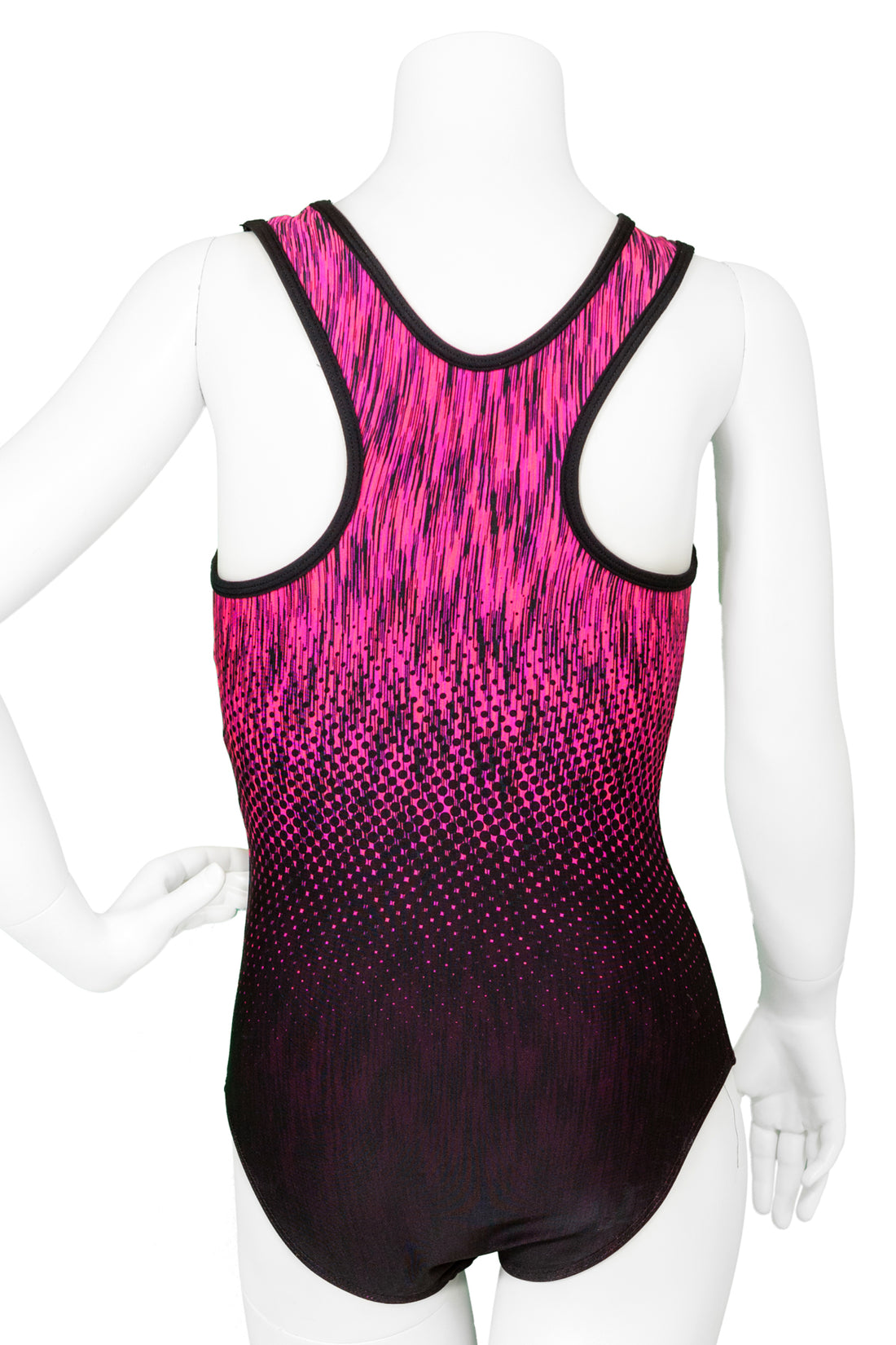 Aerial Black Berry Leotard