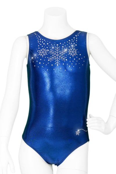 Snow Crystals Leotard