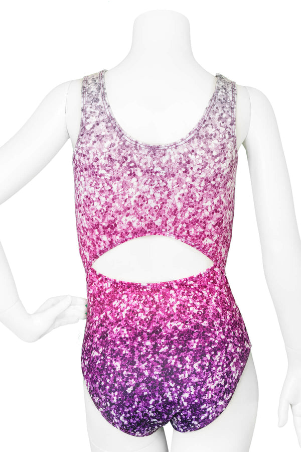 Glitter and Glitz Pink Leotard