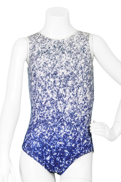 Glitter and Glitz Navy Leotard
