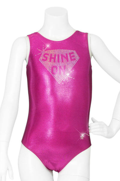 Shine On Leotard
