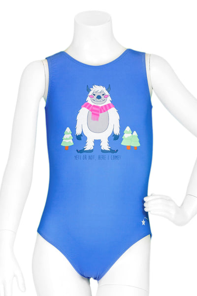 Yeti or Not Leotard
