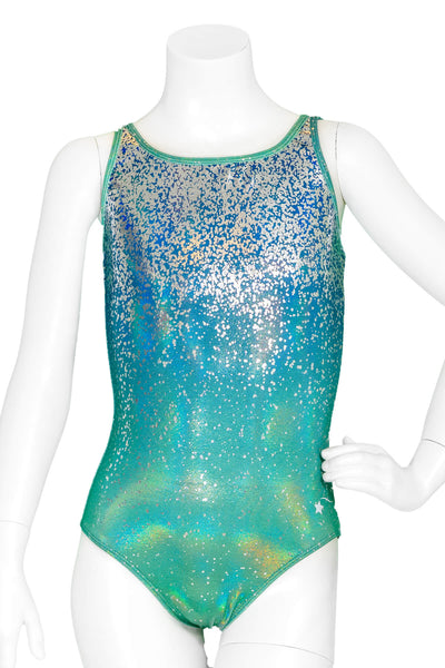 Infinite Shine Emerald Leotard