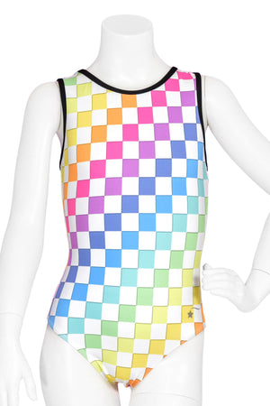 Electric Glow Leotard