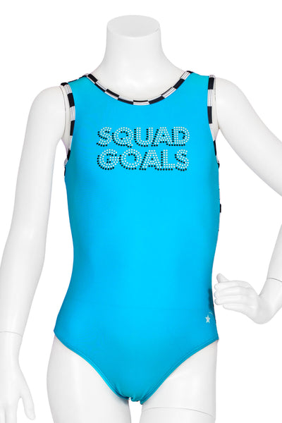 Squad Goals Leotard